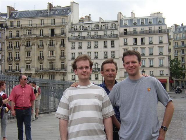 Trois Grands Hommes