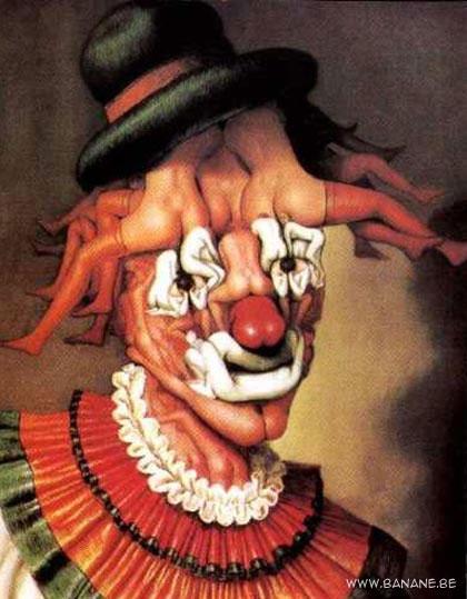 Visions de clown